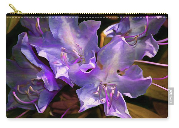 Rhododendron Glory 17 Carry-all Pouch