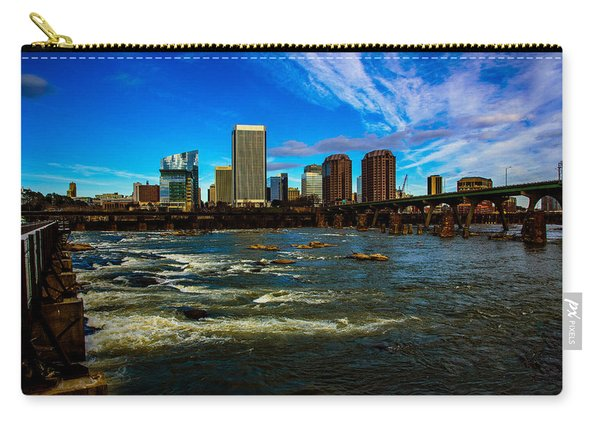 Richmond On The James  Carry-all Pouch