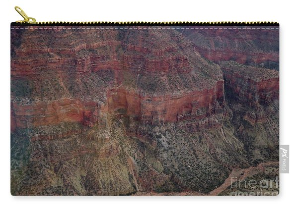 Ridge Lines Carry-all Pouch