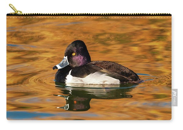 Ring-necked Duck Carry-all Pouch