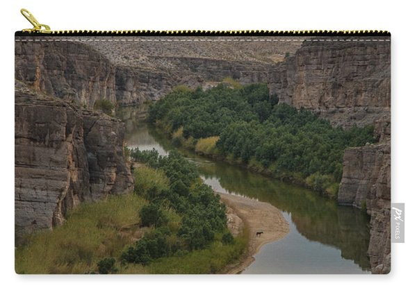 Rio Grande Reflections Carry-all Pouch