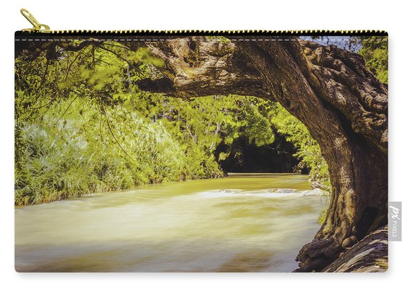 River Banks In Trelawny Jamaica Carry-all Pouch