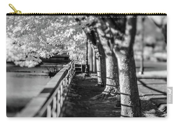 River Lines Carry-all Pouch