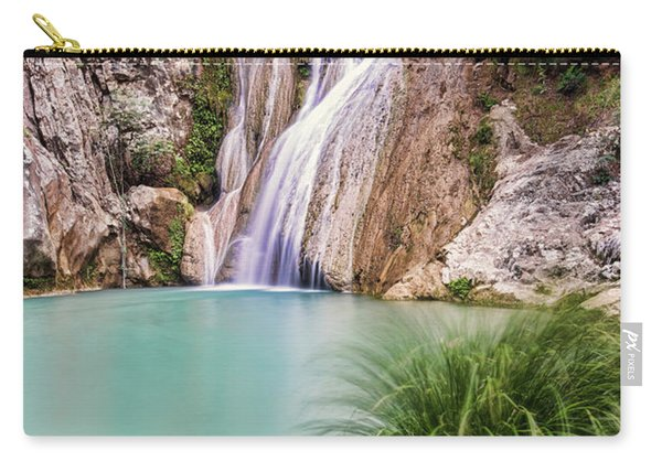 River Neda Waterfalls Carry-all Pouch
