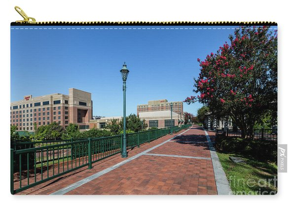 Riverwalk Downtown Augusta Ga Carry-all Pouch