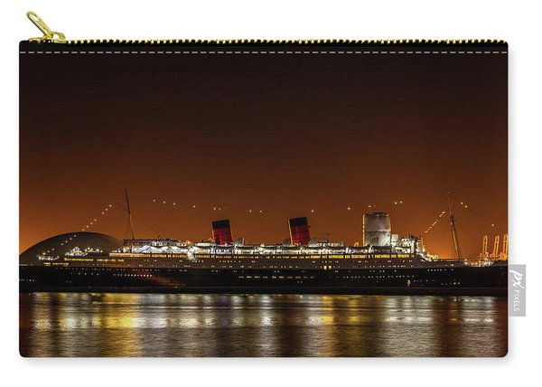 Rms Queen Mary Carry-all Pouch