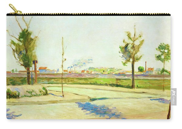 Road To Gennevilliers - Digital Remastered Edition Carry-all Pouch