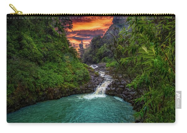 Road To Hana, Hi Carry-all Pouch