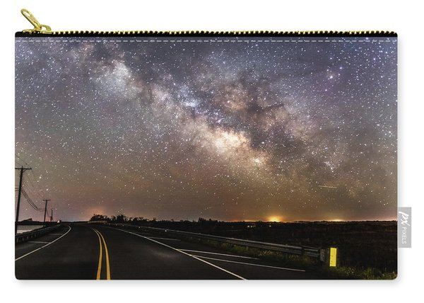 Road To Milky Way Carry-all Pouch
