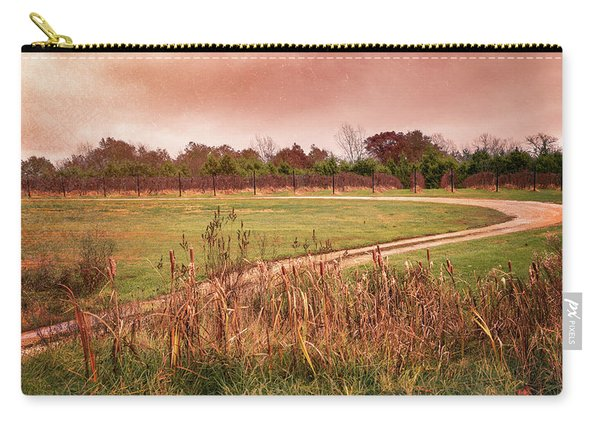 Road To Vintage Vineyards Carry-all Pouch