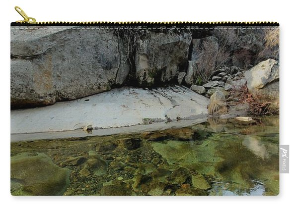 Carry-all Pouch featuring the photograph Roads Less Travelled by Sean Sarsfield