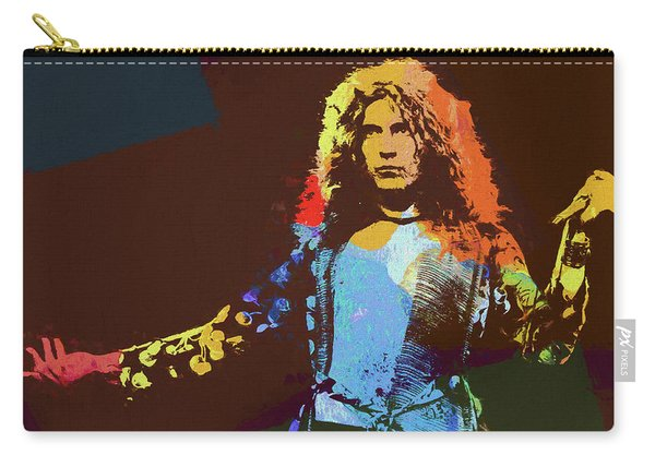 Robert Plant Tribute Carry-all Pouch