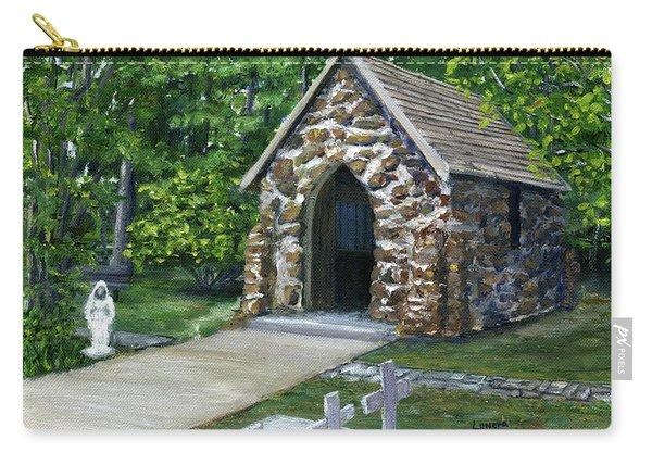 Rock Chapel Louisiana Church Carry-all Pouch