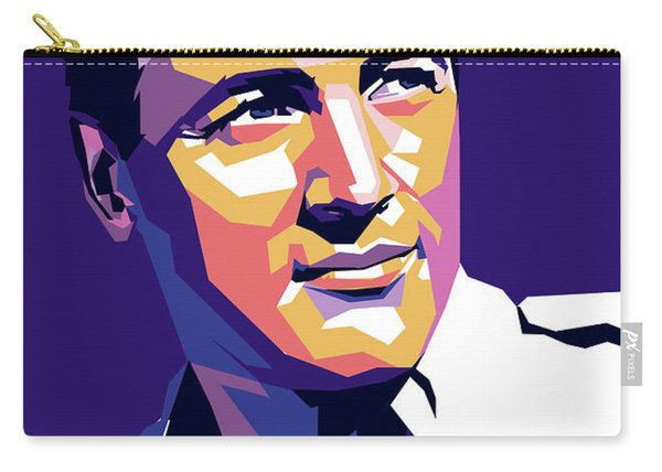 Rock Hudson Carry-all Pouch