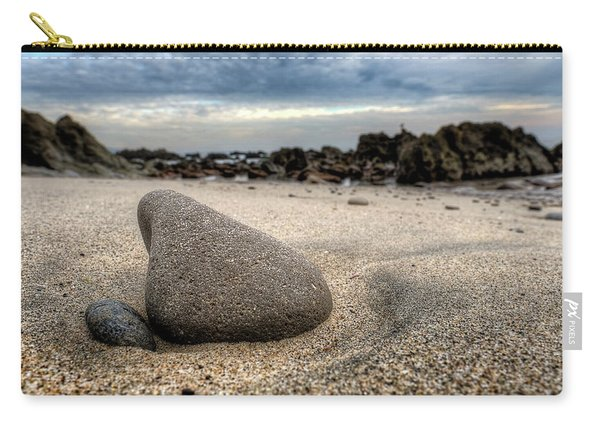Rock On Beach Carry-all Pouch