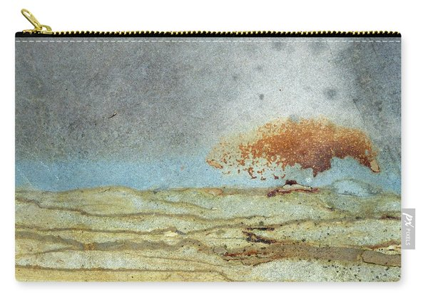 Rock Stain Abstract 1 Carry-all Pouch