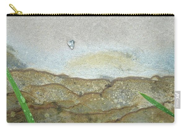 Rock Stain Abstract 5 Carry-all Pouch