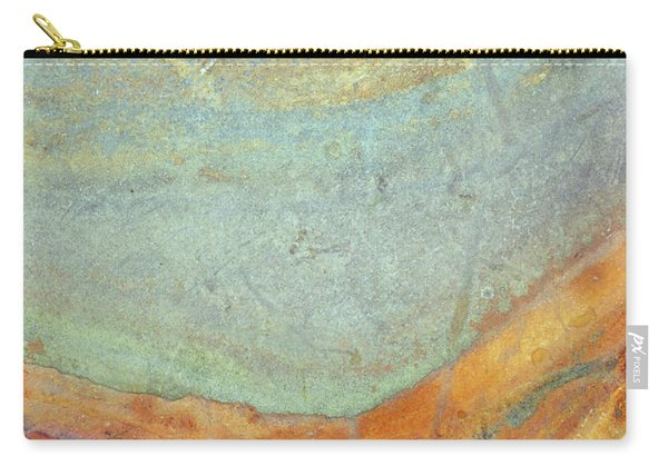 Rock Stain Abstract 7 Carry-all Pouch