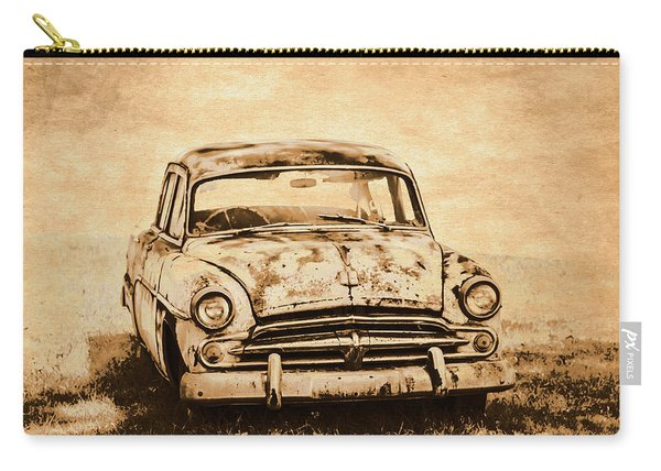 Rockabilly Relic Carry-all Pouch