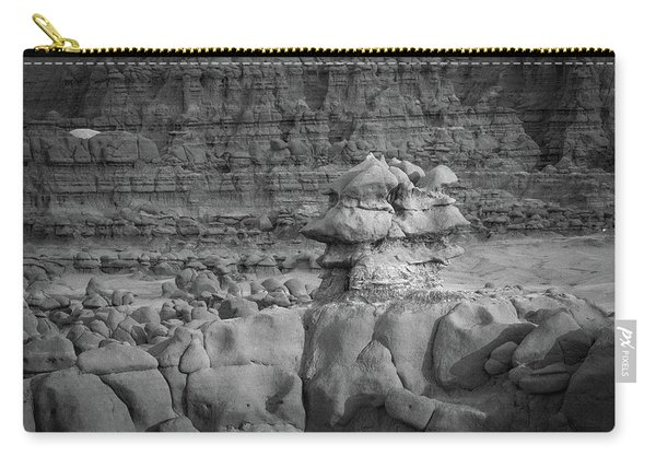 Rocky Desert Formation Carry-all Pouch