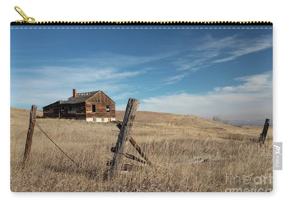 Rocky Flats National Wildlife Refuge Carry-all Pouch