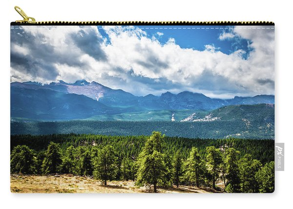 Rocky Mountain Np I Carry-all Pouch