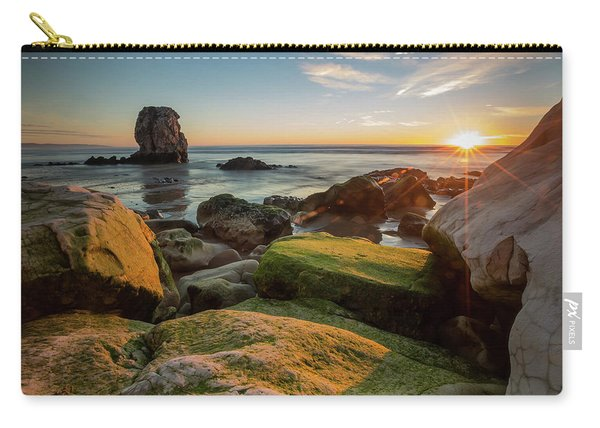 Rocky Pismo Sunset Carry-all Pouch