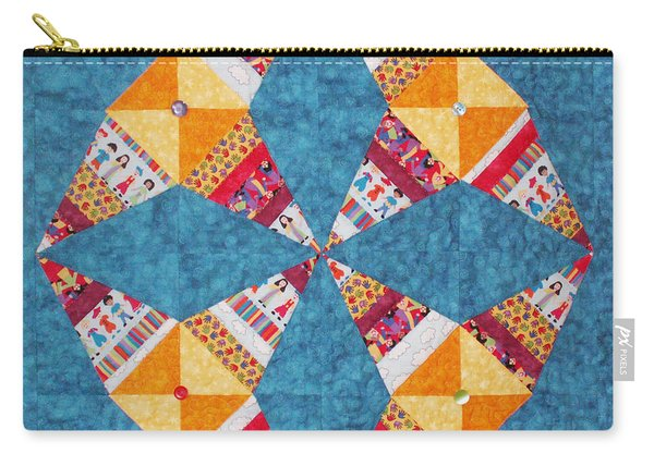 Rocky Road To Kansas Carry-all Pouch
