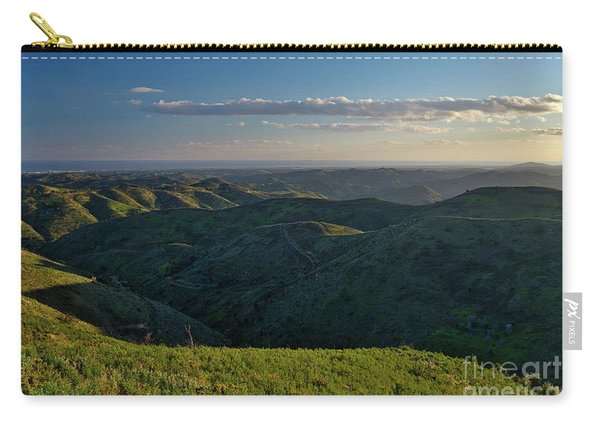 Rolling Mountain - Algarve Carry-all Pouch