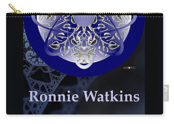 Ronnie Watkins Soul Portrait Carry-all Pouch