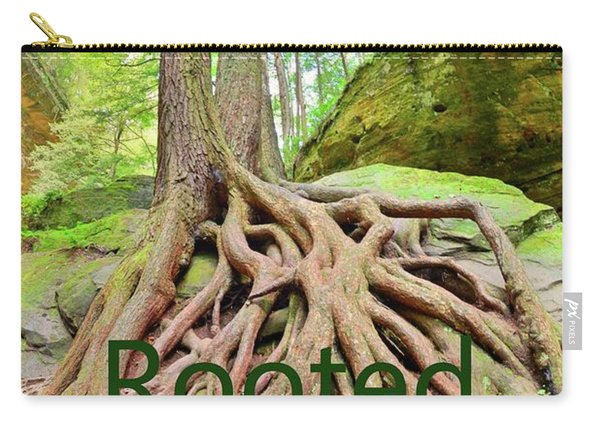Rooted In God's Word Carry-all Pouch
