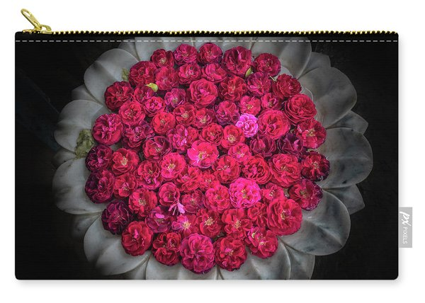 Rose Bowl Carry-all Pouch