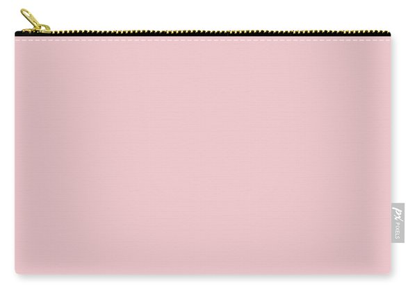 Rose Quartz - Color Of The Year 2016 Carry-all Pouch