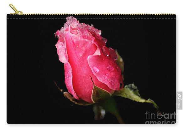 Rosebud Carry-all Pouch