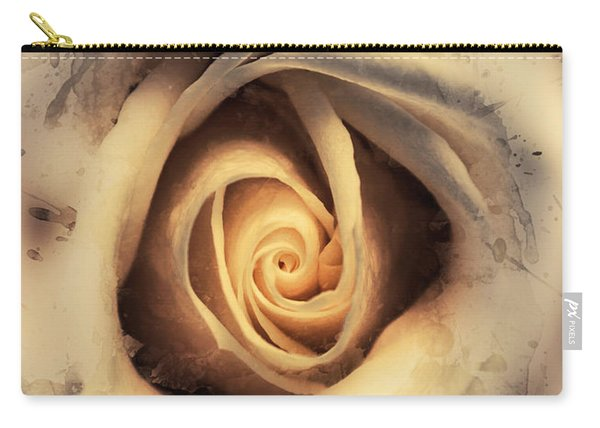 Rosy Reflections Carry-all Pouch