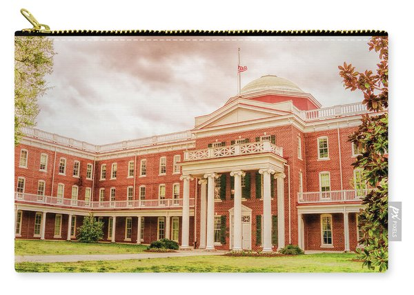 Rotunda Building Longwood University In Farmville Virginia Carry-all Pouch