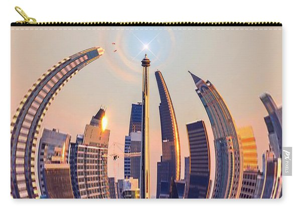 Round The City Carry-all Pouch