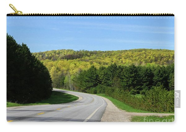 Route 66 Jordan Valley, Michigan Carry-all Pouch