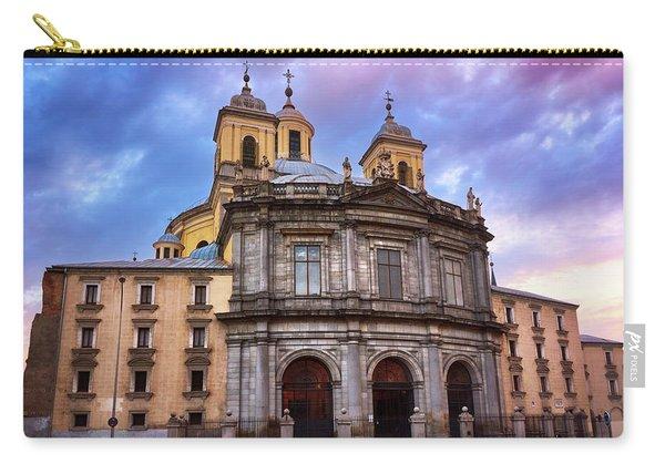 Royal Basilica Of San Francisco El Grande Carry-all Pouch