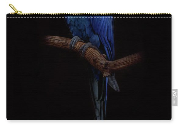 Royal Blue Beauty  Carry-all Pouch