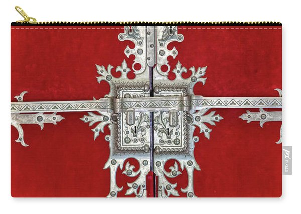 Royal Door Of Sintra Carry-all Pouch