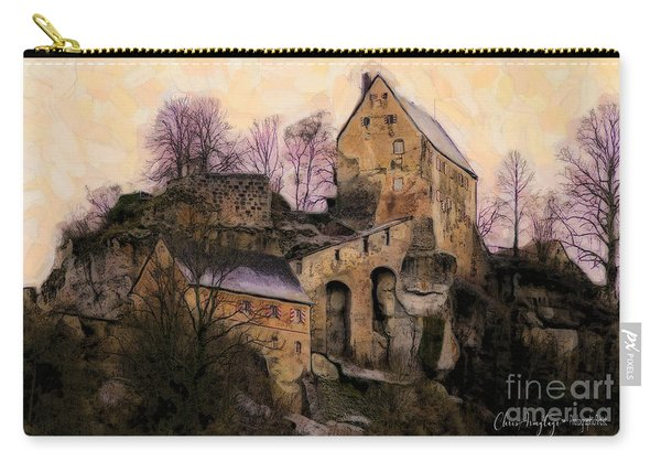 Ruined Castle Carry-all Pouch