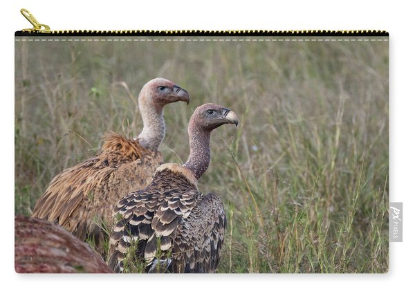 Ruppell's Griffons Carry-all Pouch
