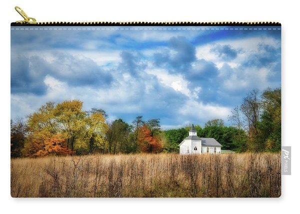Rural Church Carry-all Pouch