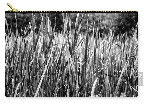 Rushes Rain Carry-all Pouch