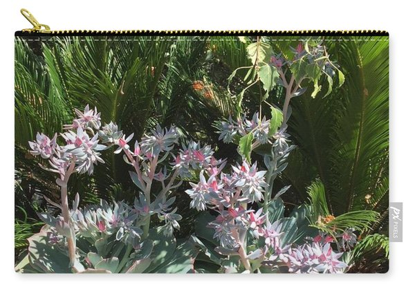 Carry-all Pouch featuring the photograph Rustic by Cynthia Marcopulos