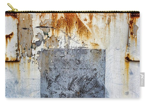 Rusty Patched Up Boat Carry-all Pouch