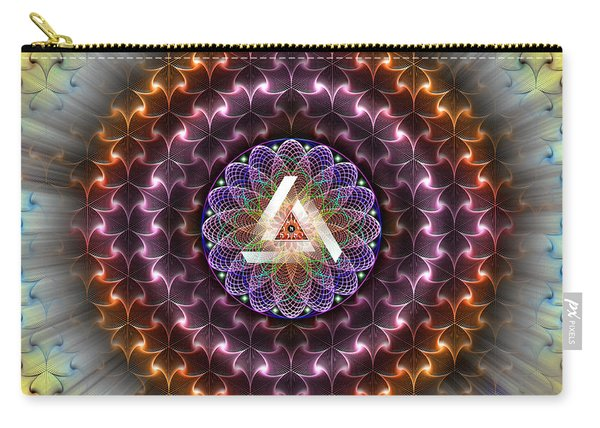 Sacred Geometry 742 Carry-all Pouch