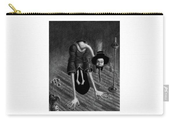 Sacrificed Concubine Ghost - Artwork Carry-all Pouch