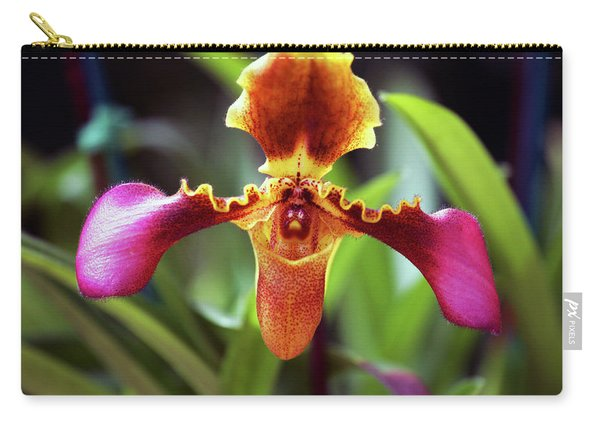 Sad Orchid Carry-all Pouch